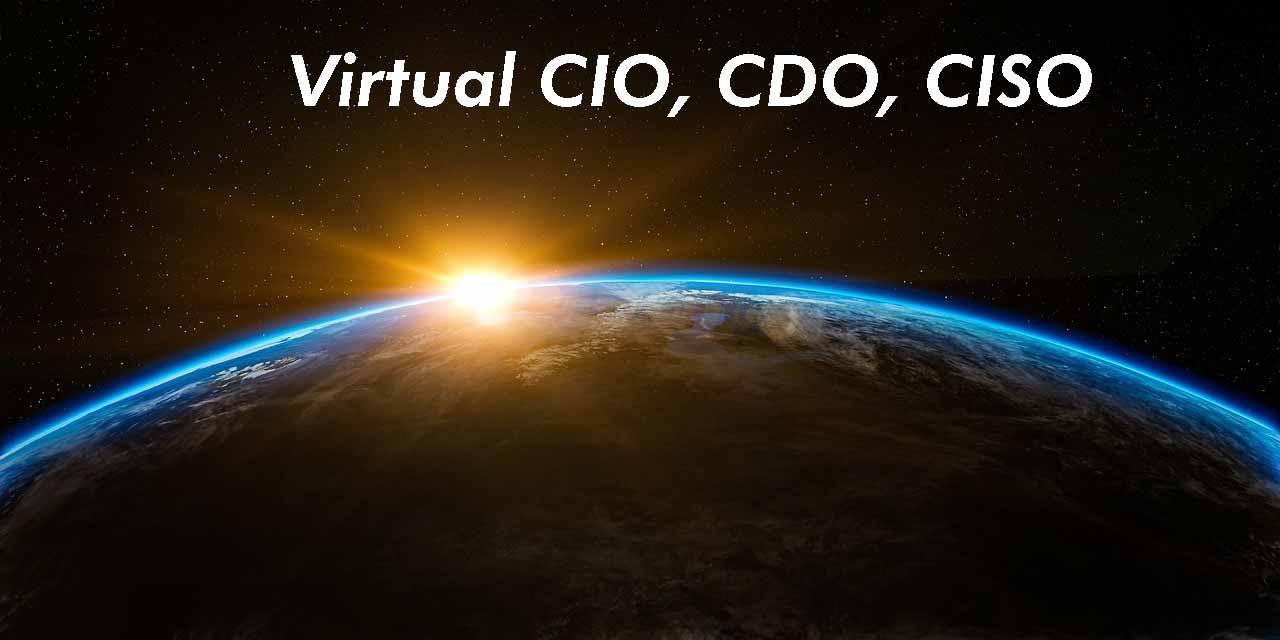 CIO - CDO - CISO Services